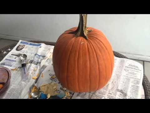 Jack-o-lanterns Carving