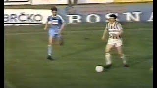 Željezničar - Partizan 3:3 [15.05.1988.]