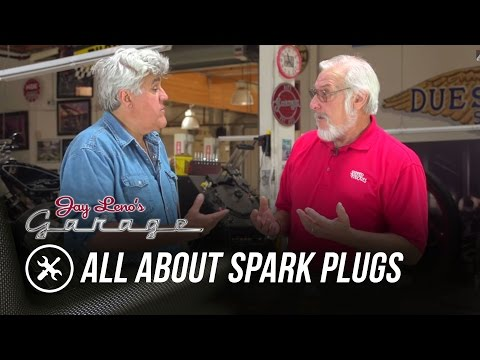 Skinned Knuckles: All About Spark Plugs - Jay Leno's Garage