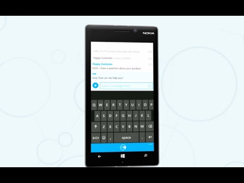 Manage Customer Support On The Go, With Skype