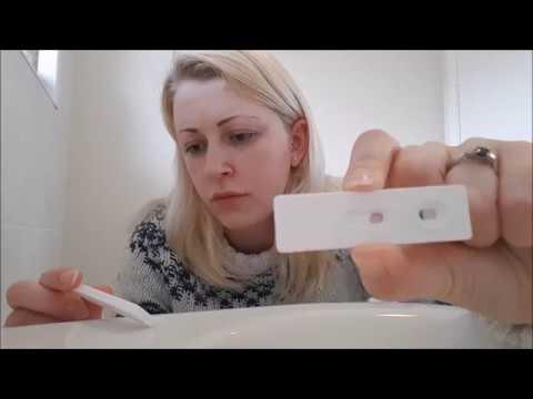 7 dpo live pregnancy test + unboxing g7x