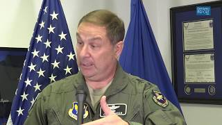 Exclusive: F-35 Fighter PEO Bogdan's Full Exit Interview