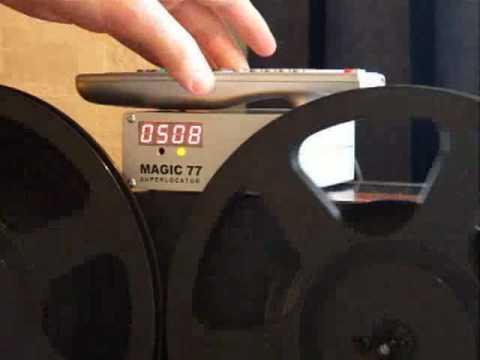 -UPDATE- MAGIC 77 SUPERLOCATOR - Revox A77 computer control