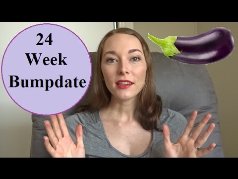 24 WEEK BUMPDATE | LIMITED FLYING HOURS