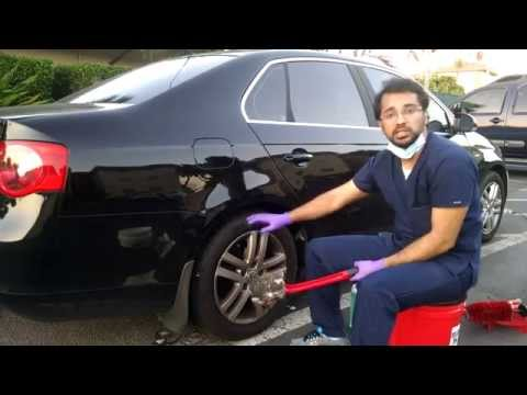 How to Clean Tires and Wheel Wells - Exterior Car Detail Part 3