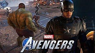 Marvel's Avengers Game - Full Gameplay Demo Revealed!