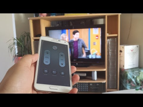 Samsung Galaxy S5: Control Your TV With Smart Remote