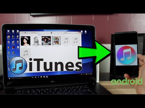 Sync iTunes To Android Easily With TunesGo!