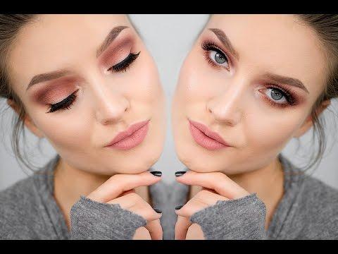 MATTE FALL/AUTUMN Makeup Tutorial