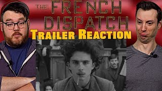 Every Frame a Painting   The French Dispatch - Trailer Reaction