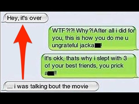 The Worst Text Message To Send A Girl