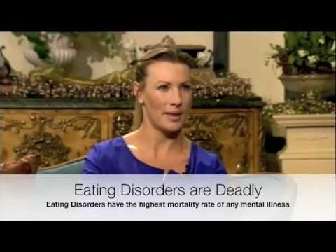 What is the damage from an eating disorder?