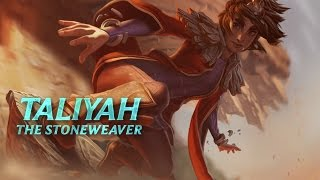 Taliyah: Champion Spotlight   Gameplay - League of Legends