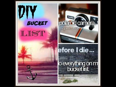 Diy Summer Bucket List: | Toluslife |