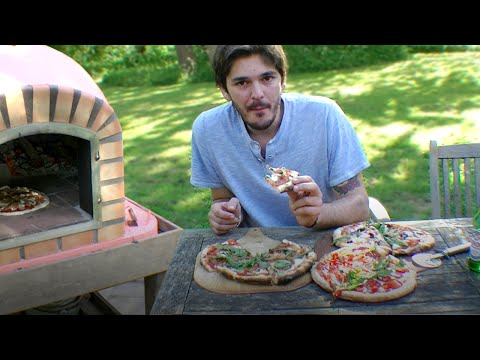 How to make Wood Fired Pizza