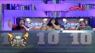 Runa Laila, Abida Parveen, ASha Bhosle  Three Legends got lost in Mast Qalander - Epic Moments
