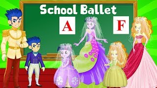 My Little Pony MLP Equestria Girls Transforms with Animation School Ballet New 2017