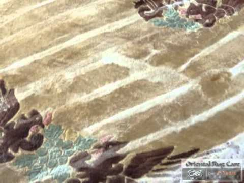 How to Clean A Classic Chinese Rug in Fort Lauderdale