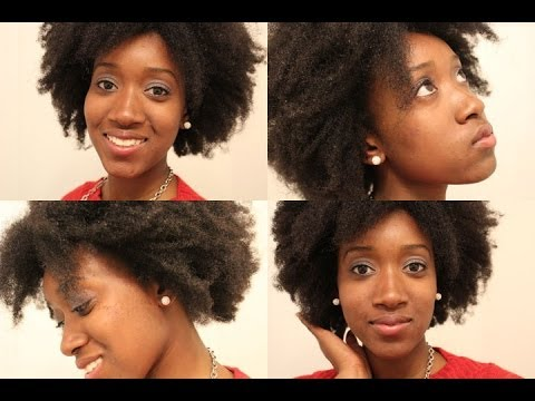 Wash and Go FAIL! My Natural Curly Hair vs. the Wash and Go :(