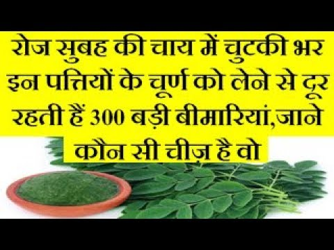 Shajan are good for your health | Benefits Of Drumsticks | Drumstick flower Benefits