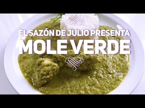 Delicioso Mole Verde
