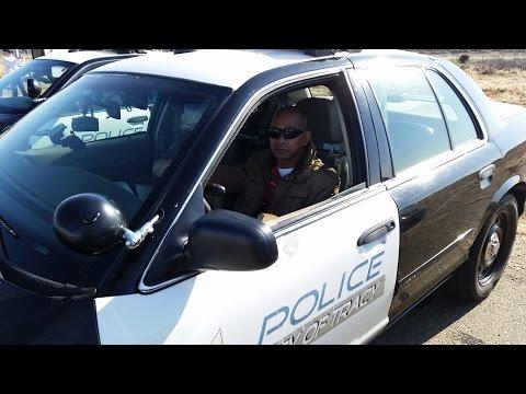 Tracy Citizens Police Academy EVOC TRACY, CA 2015