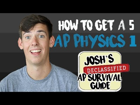 AP PHYSICS 1: HOW TO GET A 5