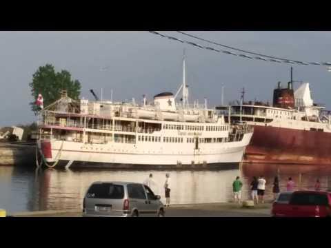 The Death Place of Captain John's Seafood Restaurant  - MS Jadran