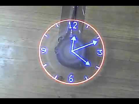 Propeller Clock Project
