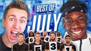 SIDEMEN BEST OF JULY 2019