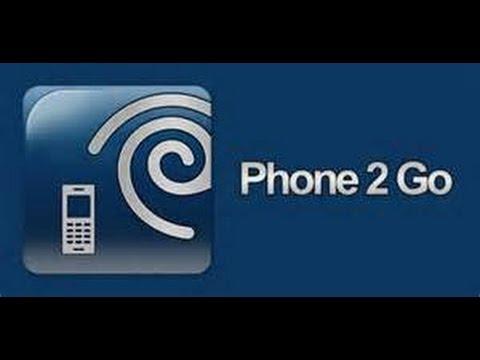 twc/spectrum - phone2go app trick