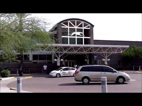 Greyhound Station, Phoenix, Arizona