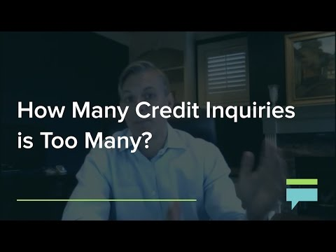 How Many Credit Inquiries Is Too Many? – Credit Card Insider