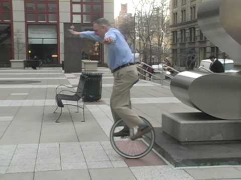 Unicycle Basics