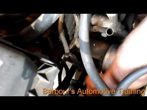 How To Change a Belt Tensioner - Dodge Tensioner