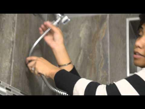 Waterpik® Power Spray Hand Held Shower Head
