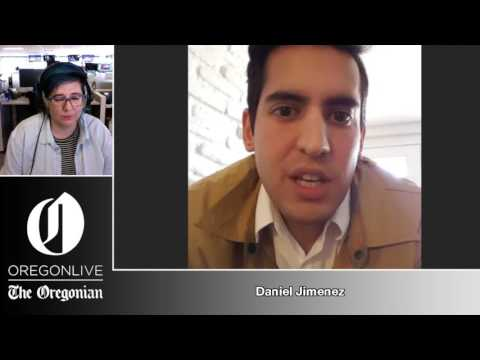 Daniel Jimenez talks about his petition to 'remove healthcare subsidies' for Congress