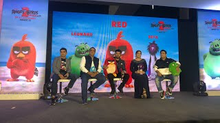 Press conference Angry Birds Part 2