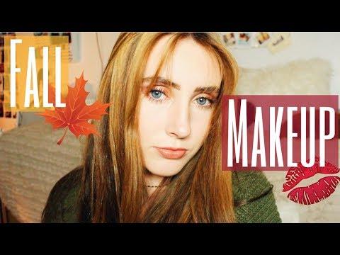 FALL MAKEUP ROUTINE | Kaela Kilfoil
