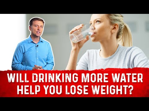 Will Drinking More Water Help You Lose Weight?