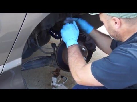 2006-2014 How to replace Honda Civic rear upper control arms (removal / install)