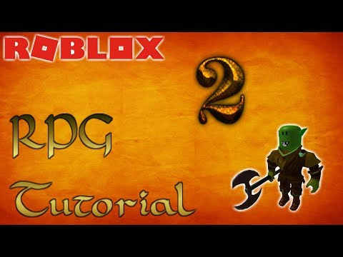 ROBLOX How-To Make An RPG Game! - Part 2 - The Village