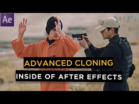 After Effects Tutorial: Learn Advanced Cloning Effects!