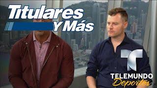 """Dwayne Johnson nos habla de """"Skyscraper""""   Titulares y Más   Telemundo Deportes"""