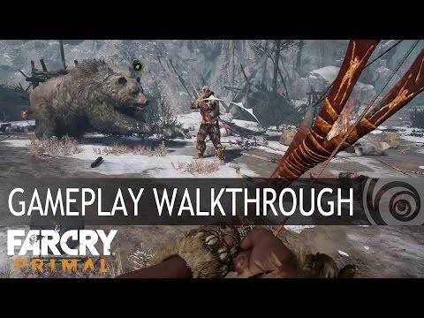 Far Cry Primal – Gameplay Tutorial [ES]