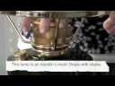 How to Assemble and Light an Aladdin Oil Lamp