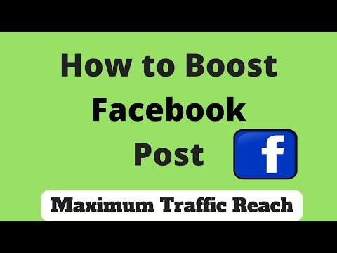 how to boost facebook post - Increase Page Reach Urdu/Hindi