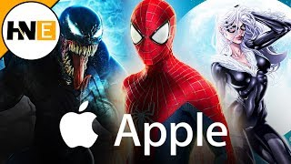 Apple Looking to Buy SONY? What This Means for Spider-Man Rights