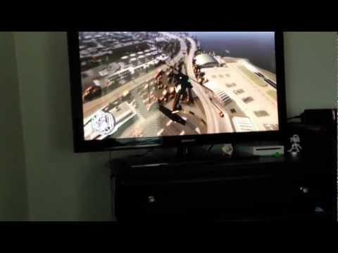 GTA 4 landing planes like Denzel Washington (flight)