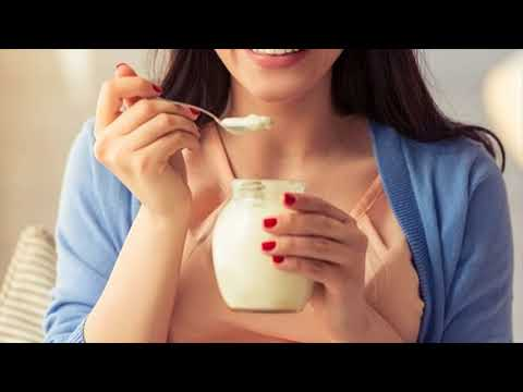 Effective Remedy For Tonsils Is Yogurt- How Much To Take